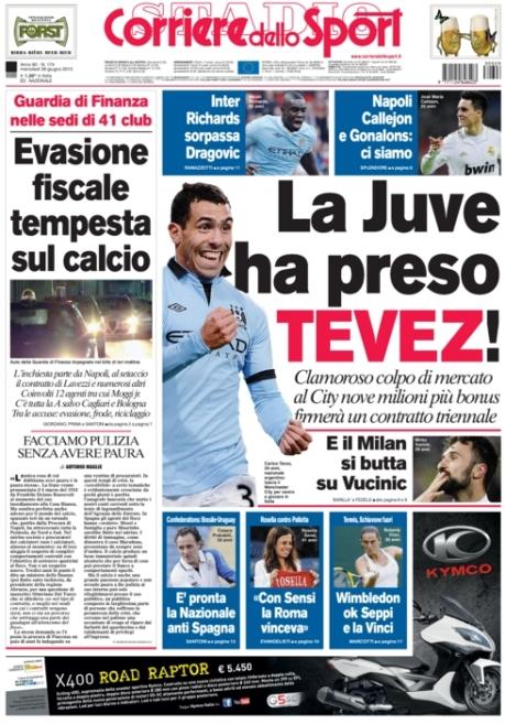 Corriere dello Sport 260613