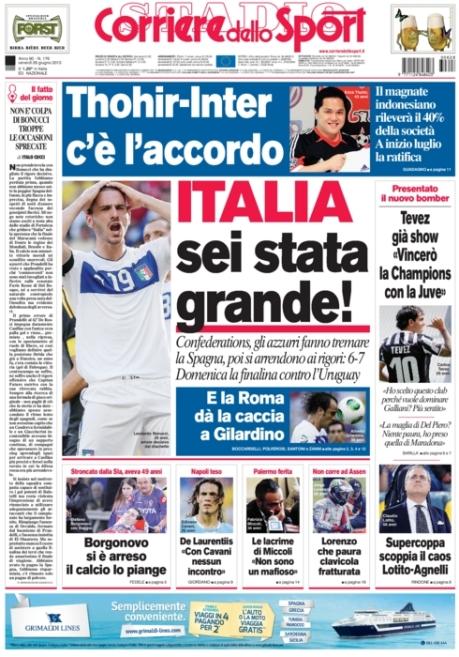 Corriere dello Sport 280613