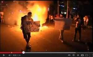 Protesta Brasile