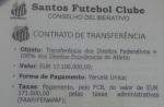 Contratto Neymar