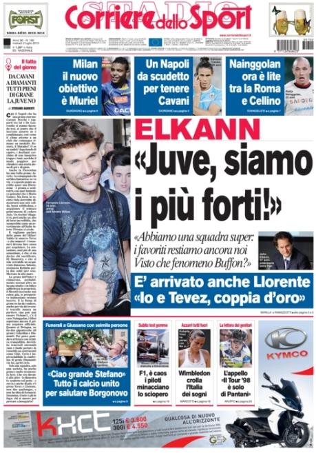 Corriere dello Sport 020713