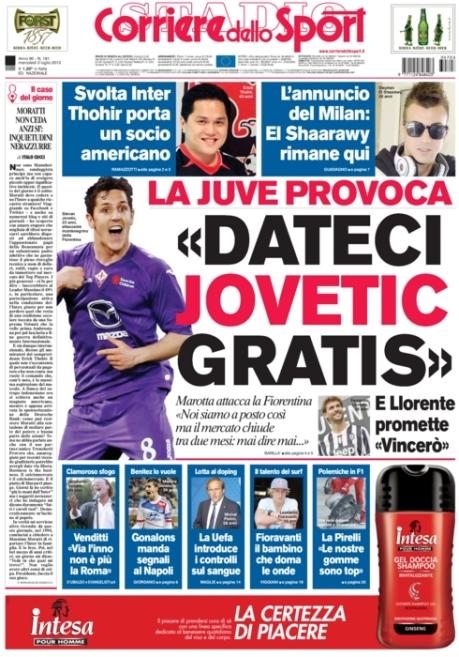 Corriere dello Sport 030713