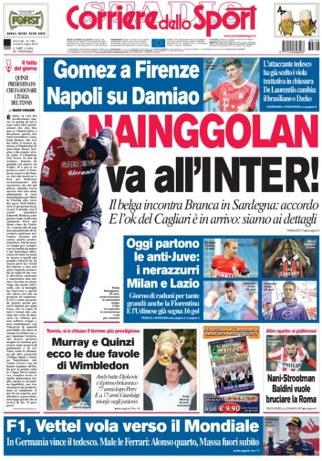 Corriere dello Sport 080713