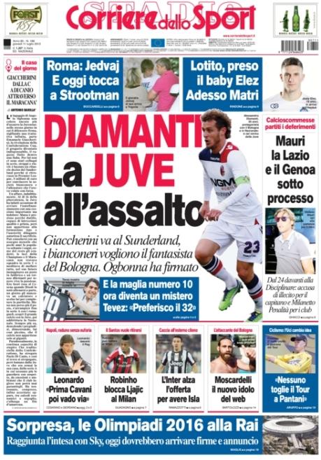 Corriere dello Sport 110713