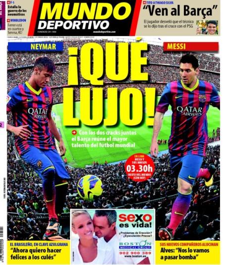 Mundo Deportivo 020713