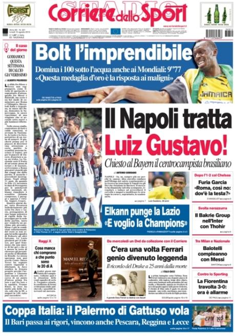 120813 Corriere dello Sport