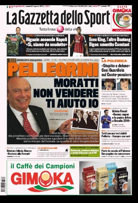 Gazzetta 020813