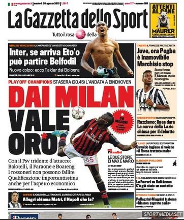 Gazzetta 200813