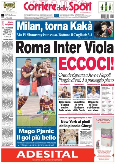 Corriere dello Sport 020913
