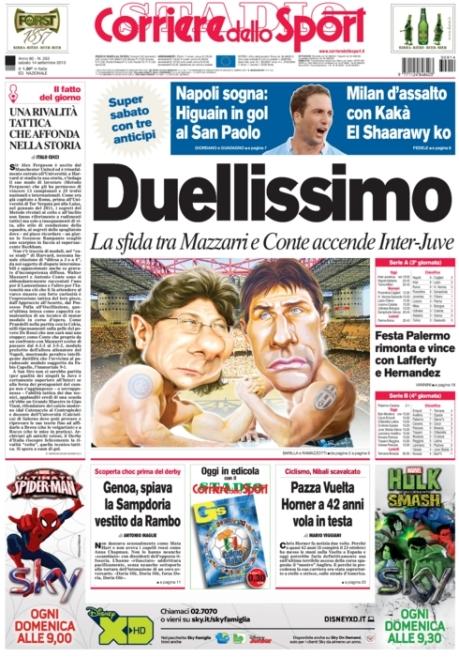 Corriere dello Sport 140913