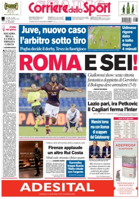 Corriere dello Sport 300913