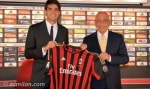 Galliani e Kakà