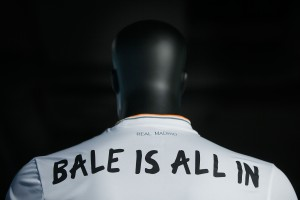 Gareth Bale Officially Unveiled At Real Madrid