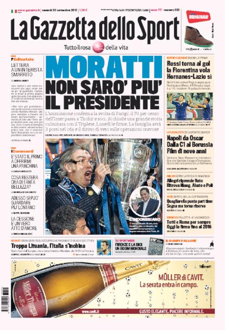 Gazzetta 200913