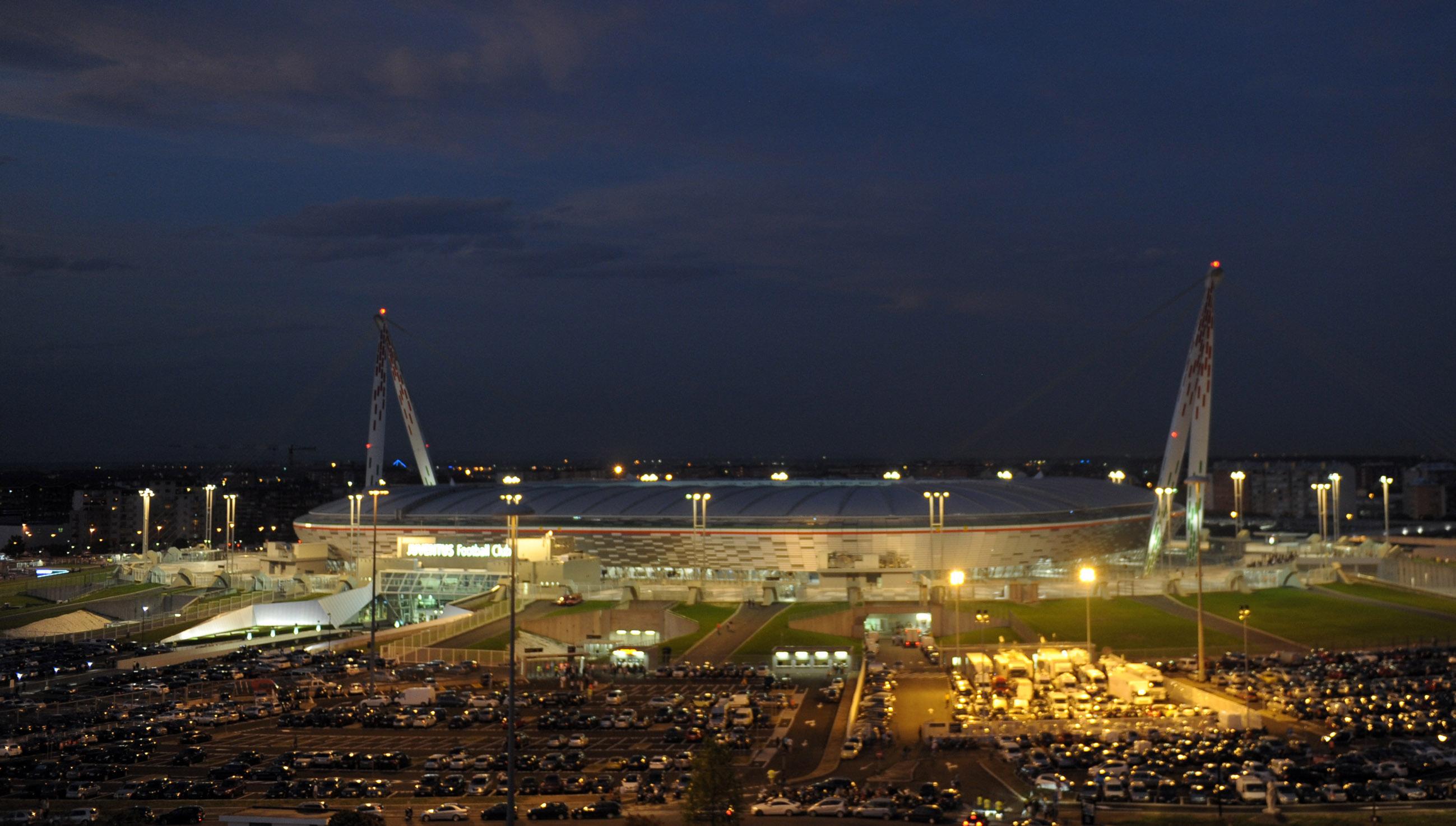Juventus Stadium Calcinfaccia