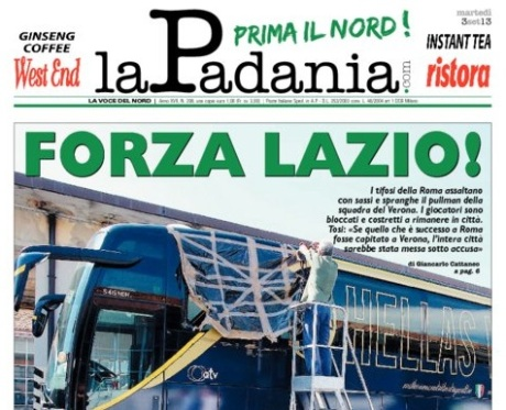 Padania Roma Verona