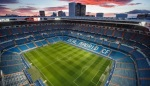 Real Madrid Bernabeu