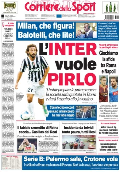 Corriere dello Sport 141013