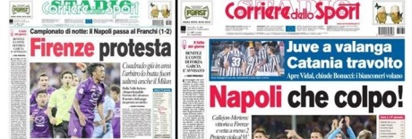 Corriere dello Sport Cuadrado