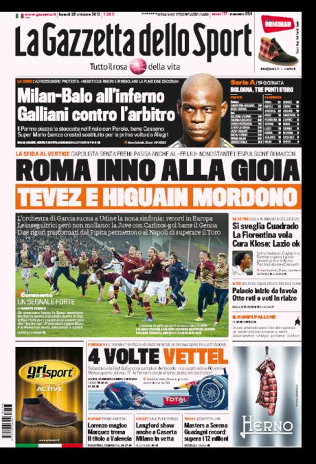 Gazzetta 291013