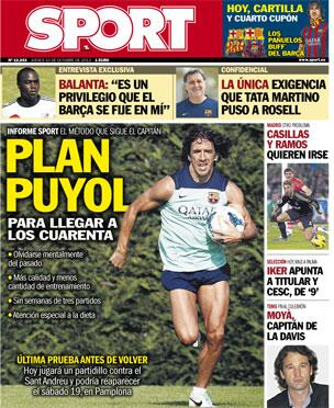 Sport 101013