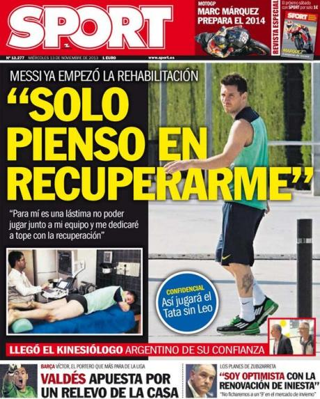 Sport 131113